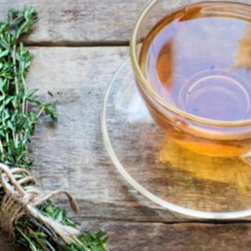 Arbata (Čiobrelių) 0.5 L arbatinukas