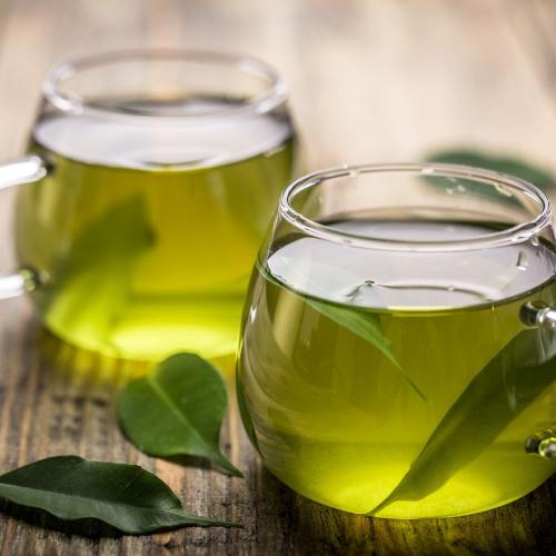 Arbata (Žalia Sencha) 0,5L arbatinukas